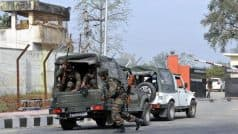 Seven soldiers, including 2 officers, killed in militant attack on…