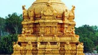 KCR gifts Rs 5 crore jewellery to Tirupati temple, kicks up row