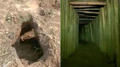 Samba terrorists might have crawled through 80-m tunnel to cross…