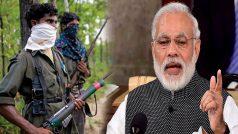 main reason of demonetisation 564 naxals surrender in different states…
