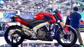 What has changed from Bajaj Pulsar CS400 to Dominar 400?