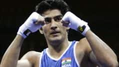 Vijender Singh Confident of Making it 10-0 as He Faces Off Against Ernest Amuzu