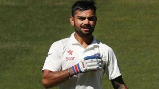 टेस्ट रैंकिंग : कोहली अपने करियर के सबसे अच्छे मुकाम पर