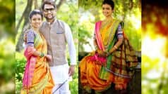 Khulta Kali Khulena fame Mayuri Deshmukh's wedding video | मयुरी…