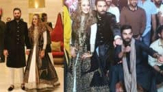 Yuvraj Singh and Hazel Keech wedding sangeet: Virat Kohli dances away…