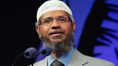 Ready to cooperate in any investigation: Zakir Naik