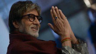 Whoa! See how Amitabh Bachchan helped his ex-senior's son
