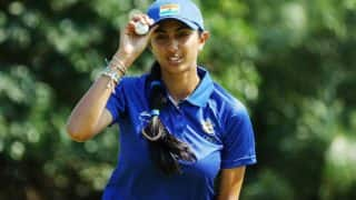 Aditi Ashok Keen To Defend Title at Indian Open Golf Tournament in Gurgaon