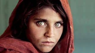 Pakistani court rejects bail plea of National Geographic's 'Afghan girl'