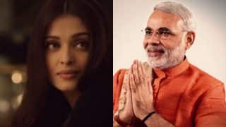 Aishwarya Rai Bachchan has a special message for Narendra Modi!