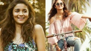 Dear Zindagi actor Alia Bhatt gives the best solution to deal with depression!!