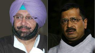 Political War Over Pollution, Arvind Kejriwal Again Seeks Time From Punjab Chief Minister Amarinder Singh For Talks Over Stubble Burning