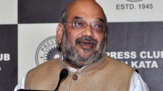 Amit Shah kicks off party campaign for crucial Uttar Pradesh polls
