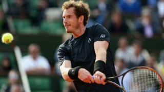 Andy Murray one win from top spot as Novak Djokovic crashes