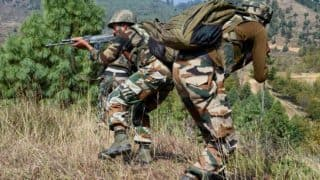 Kashmir encounter: Security forces engage in gunfight, 2 terrorists cornered
