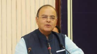 Deposits of old notes in banks not to enjoy tax immunity: FM Arun Jaitley