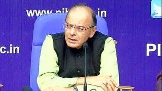 वित्त मंत्री अरुण जेटली ने दिए संकेत, नोटबंदी से घट सकती है टैक्स की दरें