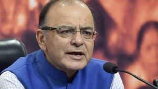1984 riots biggest example of destruction during Congress: Arun Jaitley