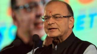 Arun Jaitley rules out rollback of demonetisation order