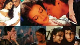 Shah Rukh Khan & Aishwarya Rai Bachchan bithday special: 6 films of the spectacular looking duo that will make you fall in love all again!
