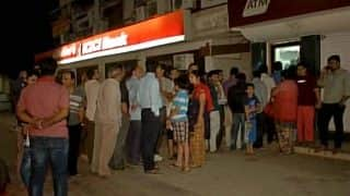 Demonetisation: Queues at banks thin, but some branches still face cash pain