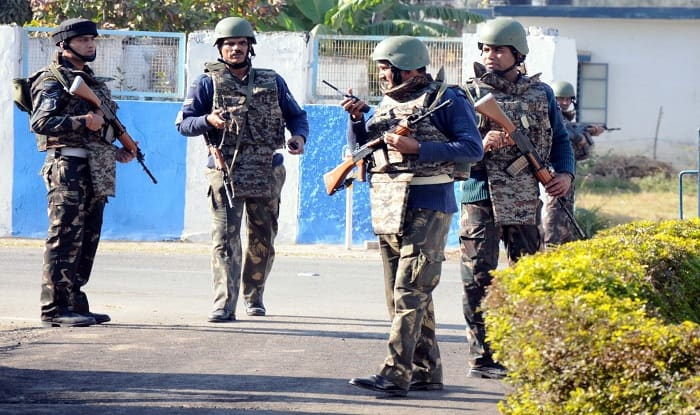 With massive rise in infiltration bids, security of military bases in Kashmir major concern