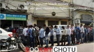 Bookmychotu.com, Delhi-based startup is providing helpers to stand in long ATM, bank queues