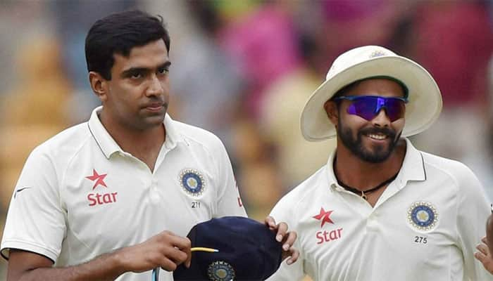 Ravichandran Ashwin and Ravindra Jadeja hold a unique place in Indian cricket