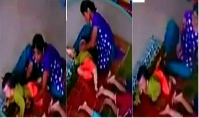 Infant assaulted: Kharghar daycare centre owner, help booked for attempt to murder
