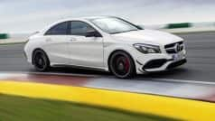 Mercedes-Benz CLA Facelift 2017 launching today