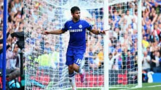 English Premier League: Chelsea extend lead to eight points with win over Hull City