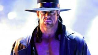 WWE Smackdown: The Undertaker shocks the wrestling world with this announcement