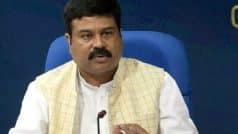 'India Won't Face Any Supply Disruption', Says Pradhan After Drone Attacks on Saudi's Oil Stabilisation Centers