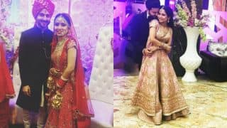 Dheeraj Dhoopar and Vinny Arora are now MARRIED; see pictures of their nuptial ceremony!