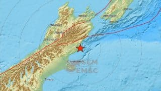 Earthquake in New Zealand: 7.4 magnitude tremors felt in Christchurch