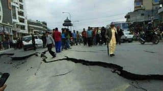 'More than half of India's area vulnerable to earthquakes'