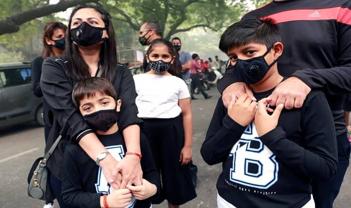 Delhi Air Pollution: Life style changes & measures to protect yourselves from harmful effects of Delhi smog