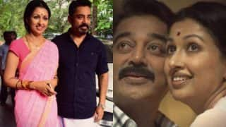 Gautami parts ways with Kamal Haasan after living together for 13 years!