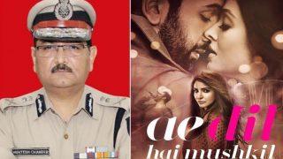 गोवा के डीजीपी ने करण जोहर की फिल्म ऐ दिल है मुश्किल को बाॅयकॉट करने की अपील की
