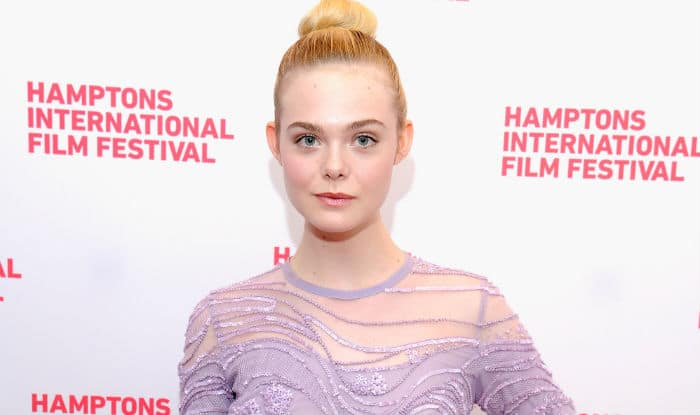 Elle Fanning avoids Twitter to stay away from arguments