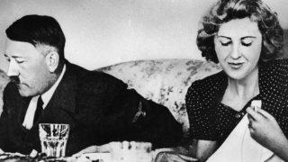 हिटलर की पत्नी के निकर 3,000 पाउंड में हुए नीलाम