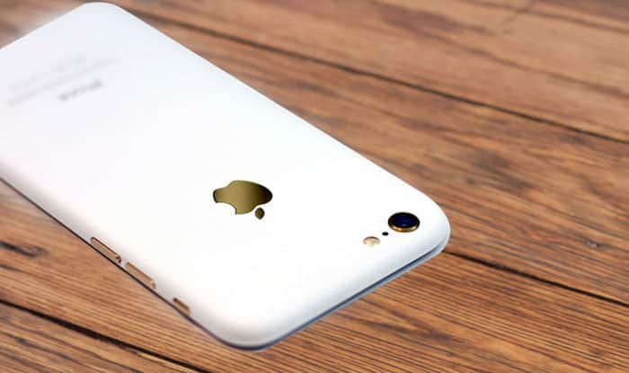 After Jet Black Apple To Relaunch IPhone 7 And Plus In White Colour