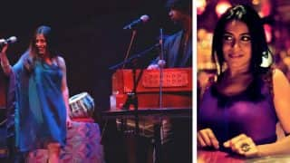International Singer Falu: From India to Boston