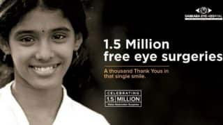 The Journey to 1.5 Million Free Eye Surgeries
