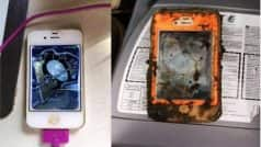 Iphone survives over a year in a lake | OMG!!!…