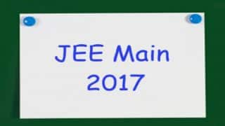 JEE Main 2017 and CBSE Class 12 Boards too close, parents and teachers unhappy with Class 12 Date Sheet