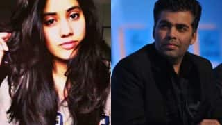 And it's Confirmed! Jhanvi Kapoor to make her Bollywood debut with Karan Johar film!