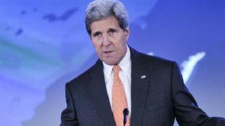 Barack Obama's climate change targets won't be reversed, says John Kerry