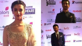 Star-studded KARRM Filmfare Awards: Alia, Anil Kapoor, Sushant Singh Rajput and more stars grace the event