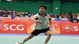 Lakshya Sen Crashes Out in Semifinals of China Masters